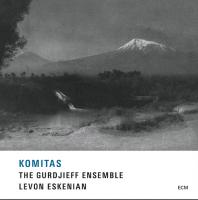 "The Gurdjieff Folk Instruments Ensemble & Levon Eskenian ""Komitas"" (2015) / folk, armenian"