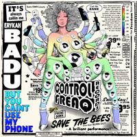 Erykah Badu – But You Caint Use My Phone (Mixtape) (2015) / Hip-Hop, Neosoul, Electronic