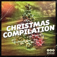 Christmas Compilation (from Martian Bass Records) (2014) + Yusoul x Martian Bass Compilation (2015) / electronic, future beats, future bass, hip hop