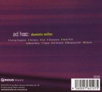 Dominic Miller - Ad Hoc (2014)|Jazz, Acoustic guitar
