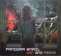 Pandora Snail - War And Peace (2015) / Progressive Rock, Jazz-Rock, Fusion, Instrumental, Neo Classical, Eclectic Prog