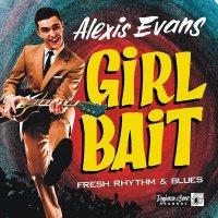 Alexis Evans - Girl Bait (2016) / Soul, Jazz, Funk, Blues, Rock