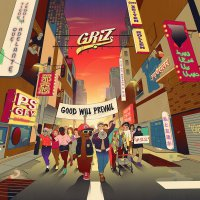 GRiZ - Good Will Prevail (2016) / electronic, funk, soul, bass, dubstep, electro, glitch