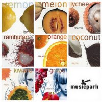 Fruit Collection: Lemon, Melon, Lychee, Rambutan, Orange, Coconut, Kiwano, Grape (2001 - 2012)/Downtempo, Electronic, JazzyLounge, Chillhouse, Broken