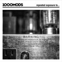 1000mods - Repeated Exposure To (2016) / stoner, psychedelic, Greece
