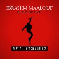 Ibrahim Maalouf - 10 ans de live! (Deluxe Version) (2016)