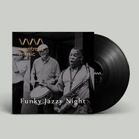 VA - Funky Jazzy Night (2016) / Jazz, Lo-Fi, Lounge