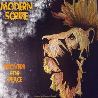Modern Scribe - Proverb For Peace (2016) / electronic, hip-hop, chillout, downtempo, jazzy trip-hop