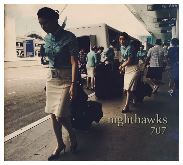 Nighthawks - 707 (2016) / jazz, easy listening, smooth jazz, electronic