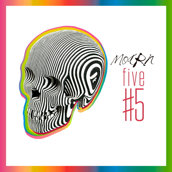 Moarn - Five (2017) + Moarn - Four (2017) / electronic, chillout, downtempo, lounge, trip-hop, nu-soul