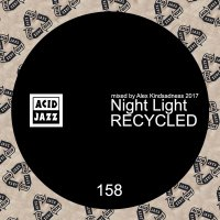 Alex KS - Night Light Acid Jazz Podcast (2017) / acid-jazz, 90's, soul, funk, jazz, night light, alex ks