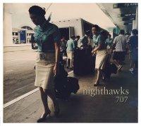 Nighthawks - 707 (2016) / jazz, easy listening, smooth jazz, electronic