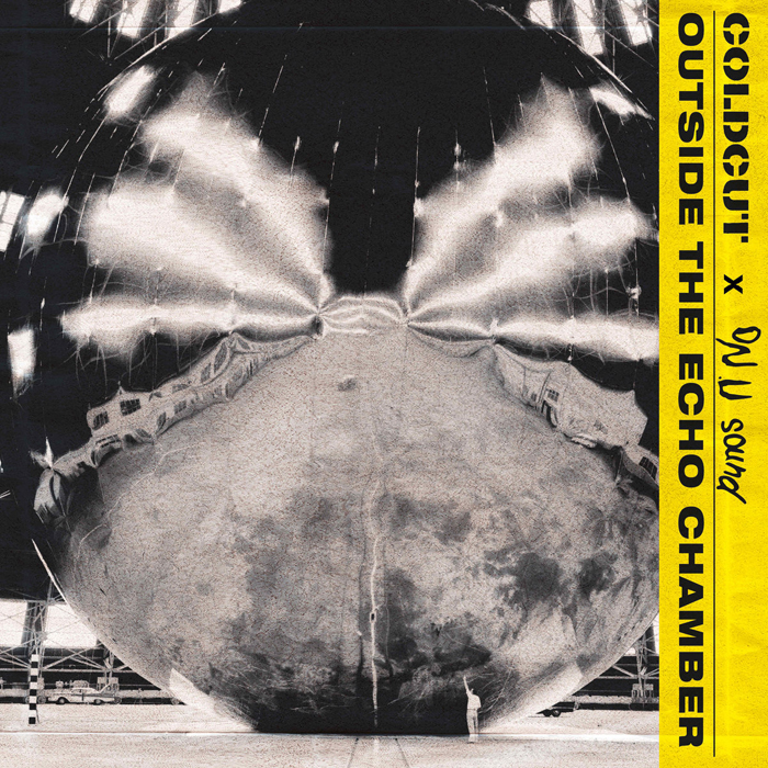 Coldcut x On-U Sound - Outside The Echo Chamber (2017) / reggae, dub, bass, experimental