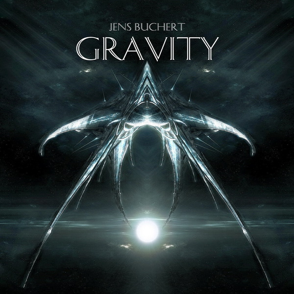 Jens Buchert - Gravity (2017) / Electronic, Ambient, Chillout, Atmospheric, Space, Deep