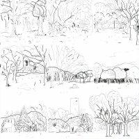 Lawrence - Yoyogi Park (2016) / deep-house, tech-house, minimal