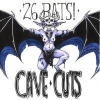 26 BATS! - Cave Cuts (2017) alternative, jazz fusion, soul, trip-hop, US