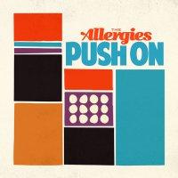 The Allergies - Push On (2017) / Funk, Breaks, Hip-Hop, Soul, Instrumental
