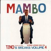 Tino - Tino's Breaks Volume 4 - Mambo (2016) / breakbeat, mambo, experimental, US