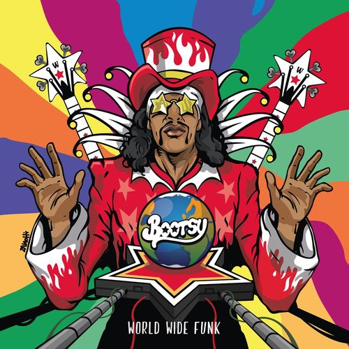 Bootsy Collins - World Wide Funk (2017) / Soul, Funk