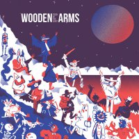 Wooden Arms - Trick Of The Light (2017) / acoustic, folk, indie, trip-hop, neoclassical, UK