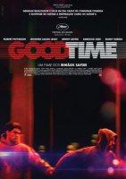 Хорошее время (Good Time) 2017 / драма, криминал