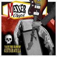Messer Chups - Taste The Blood Of Guitaracula (2017) / surf, psychobilly, rockabilly, western, retro, Russia