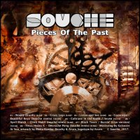 SoUCHe - Pieces Of The Past;  Pieces Of The Future (2017) / abstract hip-hop, idm, trip-hop, scratch, instrumental, France