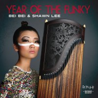 Bei Bei and Shawn Lee - Year Of The Funky (2017) + Into the Wind (2010) // lounge, funk, world fusion, ап-реап