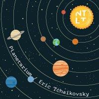 Eric Tchaikovsky - Planetarium (2018) / jazz, funk, soul, disco, house, world, ambient