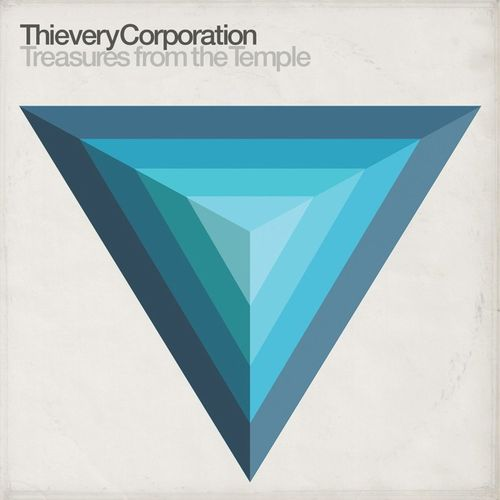 Thievery Corporation - Treasures from the Temple (2018) / Downtempo, Electronic, Experimental