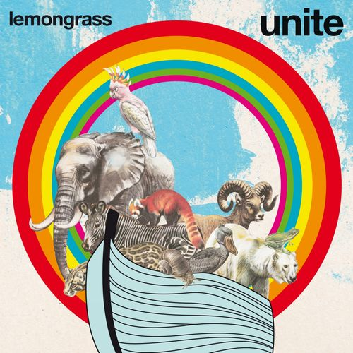 Lemongrass — Unite (2018) / downtempo, lounge, chillout, electronic, ambient