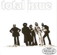 "Total Issue ""Total Issue"" (1971) rock, jazz"