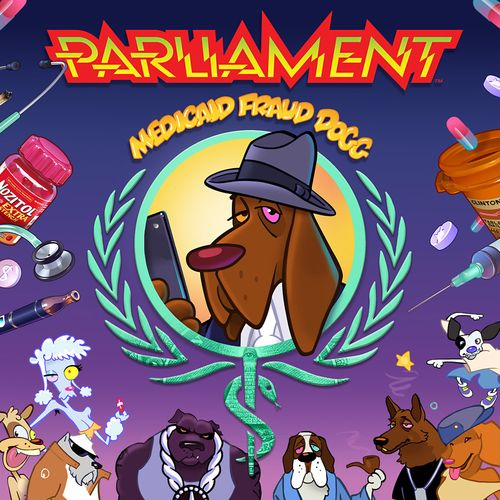 Parliament - Medicaid Fraud Dogg (2018) / Funk