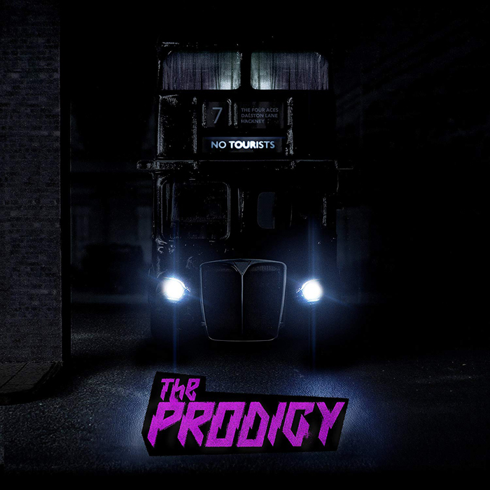 The Prodigy — No Tourists (2018) / breakbeat, breaks, rave, drum'n'bass