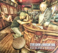 Stevie Agnew & Hurricane Road - Bad Blood & Whiskey (2015) / Bluegrass, Blues, Folk, World, & Country