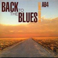 Ari Borger Quartet - Back to the Blues (2012) / Jazz, Hammond B3