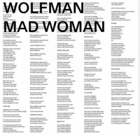 Wolfman - Mad Woman (2018) / electropop, trip-hop, bluesy, synth, darkpop, Switzerland