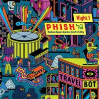 Phish – 2018-12-28 Madison Square Garden, New York City (2018) / Rock