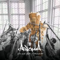 Agzilla - Cats Can Hear Ultrasound (2019) / drumstep, breakbeat, d'n'b, jungle, future bass, Iceland