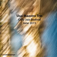 Shai Maestro Trio-Cully Jazz Festival,  June 2015