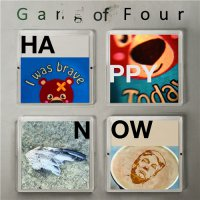 Gang of Four - Happy Now (2019) / alernative, post-punk, new wave, UK