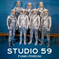 Funki Porcini — Studio 59 (2019) / downtempo, acid-jazz, future jazz, lounge, electronic