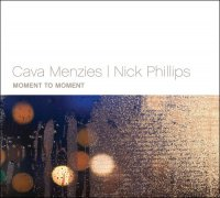 Cava Menzies & Nick Phillips - Moment to Moment (2014) / Cool Jazz, Post Bop, Trumpet Jazz, Piano Jazz