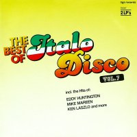Various ‎– The Best Of Italo-Disco Vol. 7 (1986) / electronic, italo-disco, Germany